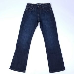 Lucky Brand 2/26 Ankle Easy Rider Jeans